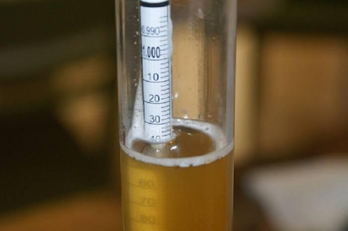 mesurer la densité